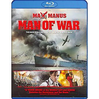 Max Manus :Man of War [BLU-RAY] USA import