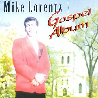 Mike Lorentz - Gospel Album [CD] USA import