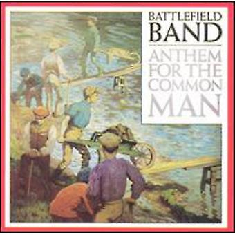 Battlefield Band - Anthem Common Man [CD] USA import