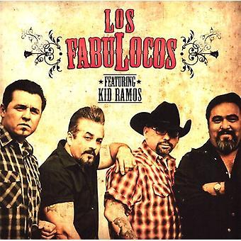 Los Fabulocos - Los Fabulocos [CD] USA import