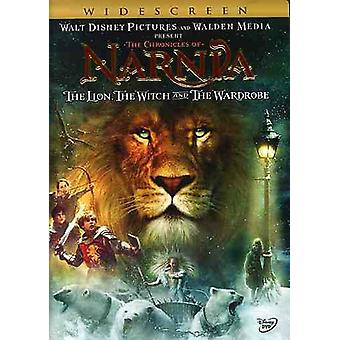 The Chronicles of Narnia: The Lion, the Witch and the Wardrobe [Ws] [DVD] USA import