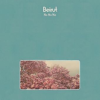 Beirut - No No No [CD] USA import