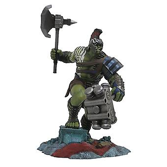 Thor 3 Ragnarok Hulk PVC Diorama
