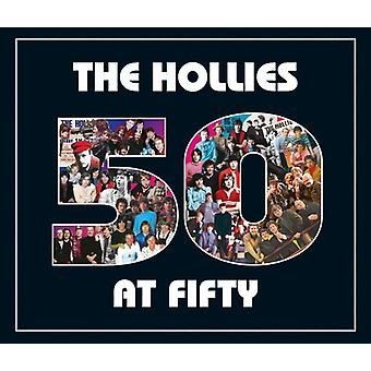 Hollies - 50 at Fifty [CD] USA import