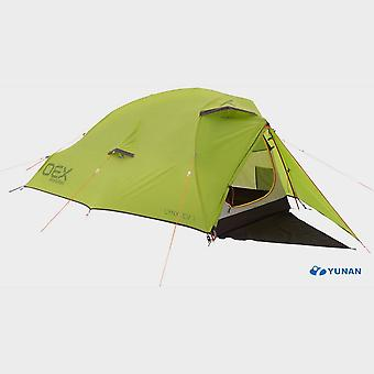 OEX Lynx EV I 1 Person Backpacking Tent Yellow