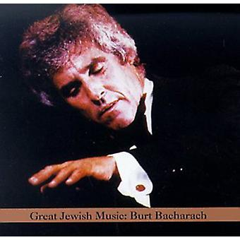 Burt Bacharach - Great Jewish Music [CD] USA import