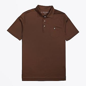 Circolo 1901  - Cotton Pocket T-shirt - Brown