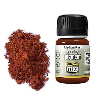 Ammo by Mig Pigments - Medium Rust