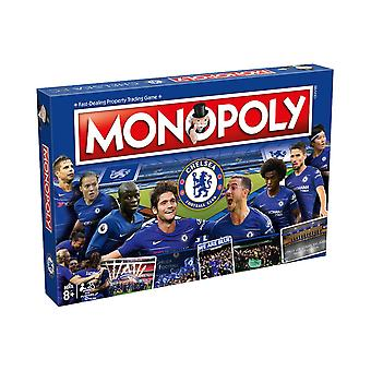 Chelsea FC (Evergreen) Monopoly Board Game