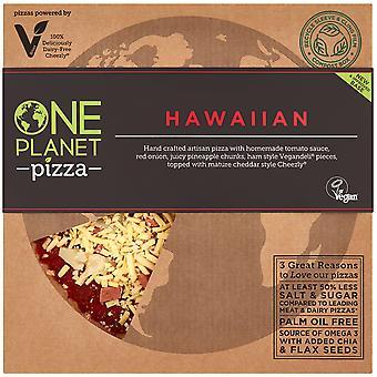 One Planet Frozen Hawaiian Vegan Pizzas