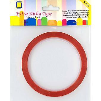 JEJE Produkt Extra Sticky Tape 9 mm