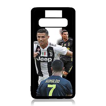 Samsung S10 PLUS shell with Ronaldo Juventus design