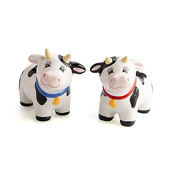 Cow Salt & Pepper Set