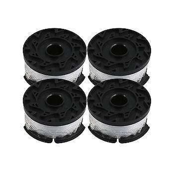 4pcs af100 svart trimmer spoler erstatning gh400 gh610 lst220