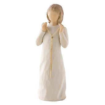 Willow Tree Truly Golden Figurine