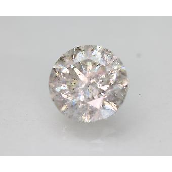 Zertifiziert 4.32 Karat H SI2 Runde Brillant Verbessert natur Diamant 10.11mm3VG