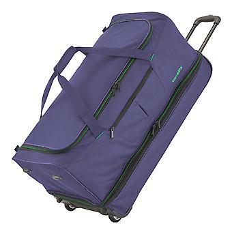 Travelite Basics Trolley Travel Bag 70 cm 2 ruedas ampliables, Azul