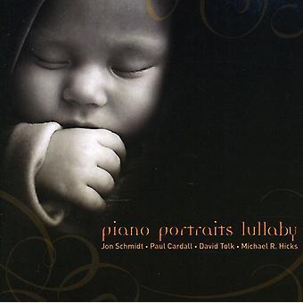 Piano Portraits Lullaby - Piano Portraits Lullaby [CD] USA import