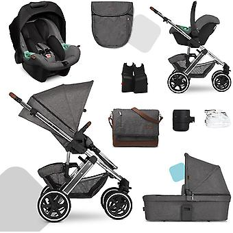 ABC Design Diamond Edition Salsa 4 Air Travel System -paketti