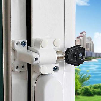 1pc חובה כבדה נגד גניבה הזזה חלון נעילה עבור משקי בית