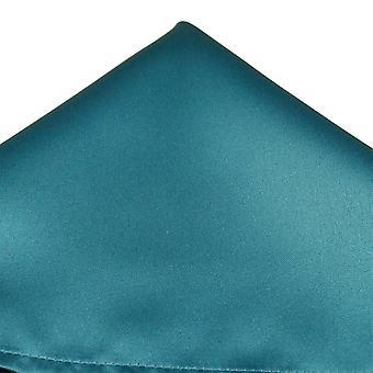 Legături Planet Plain Air Force Blue Pocket Square Batista