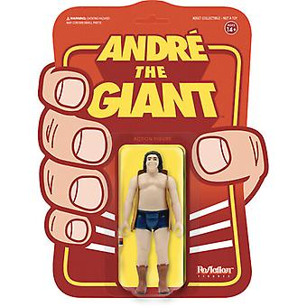 Andre The Giant Reaction - Andre Vest USA import