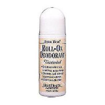 Home Health Herbal Magic Roll On Deodorant, Unscented 3 Fl Oz