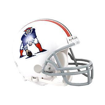 Riddell VSR4 Mini Jalkapallokypärä - New England Patriots 65-81