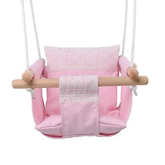 Kreativ hängmatta leksak för, hängmatta, hängande stol -liten svängande korg