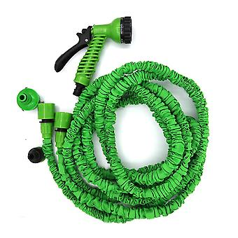 Water hose with nozzle 15 meters