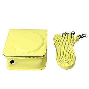 PU Leather Camera Carry Shoulder Bag Cover for Fujifilm Mini70 Cameras