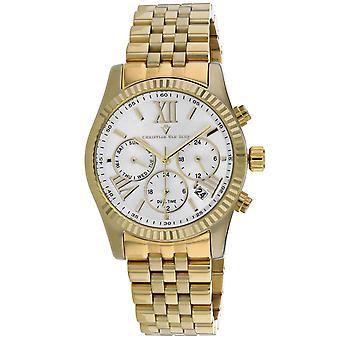 Christian Van Sant Women's Blisse Silver Dial Watch - CV0622