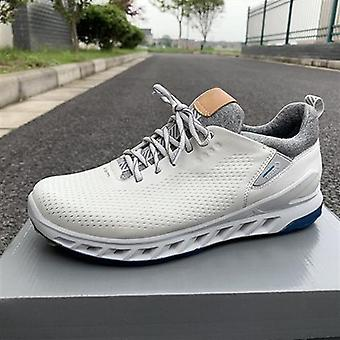 Men Golf Shoes, Genuine Leather, Golf Training Sneakers, Sport Trainers