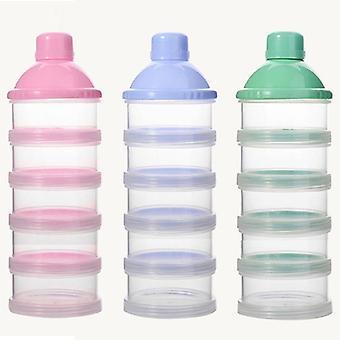 Grid Portable, Milk Powder, Formula Dispenser Container, Snacks Food, Storage
