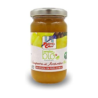 Simple & organic pineapple compote None