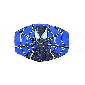 Dropship Disney Marvel Spiderman's Face Maks Marvel Frozen Cotton Anti-dust