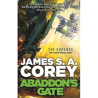 Abaddon's Gate Book 3 of the Expanse now a Prime Original series