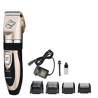 Professional Pet Hair Electric Trimmer ladattava sisäänrakennetulla akulla