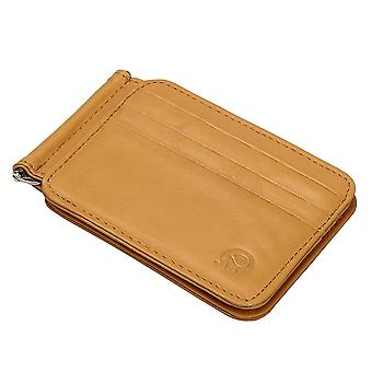 Cow Leather Credit/id Card Holder