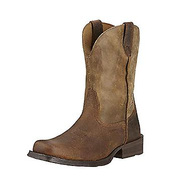 ARIAT Miehet&s Rambler Wide Square Toe Länsi Cowboy Boot