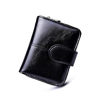 Women Leather Wallet Purses Ladies Long/wristlet Clutch Coin Card Holders