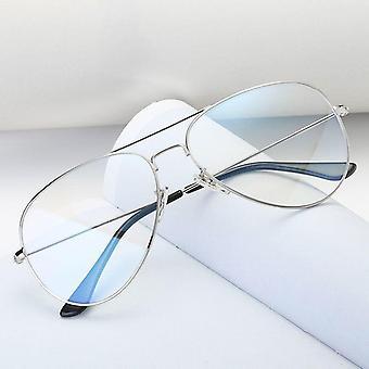 Hommes Blue Light Filter Glasses Tv Gaming Fatigue Blue Blocking Glasses