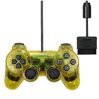 Wired Gamepad, Joystick für Sony Ps2 Controller - Vibration Shock Joypad