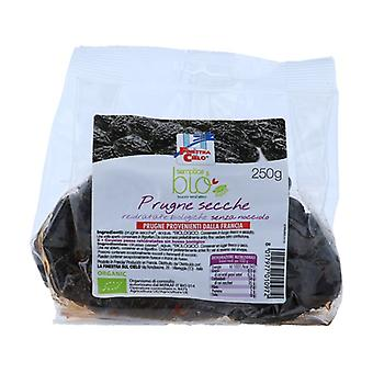 Dried prunes rehydrated s / stone None