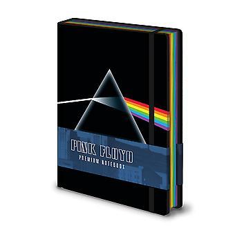Pink Floyd Mørk side af Månen A5 Notebook