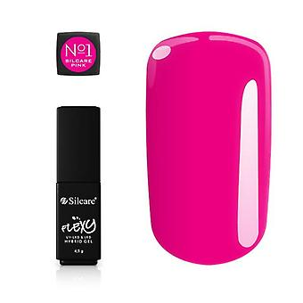 Gelmantel - Flexy - *NO.1 Pink 4.5g UV Gel/LED