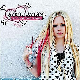 Avril Lavigne - Best Damn Thing [CD] USA import
