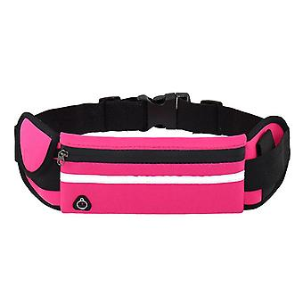 Waist Pack Fashion Pocket, Waterproof Phone Belt, Nylon Casual Small Bag