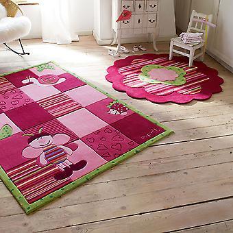Esprit Bee Rug 2844 01 roze