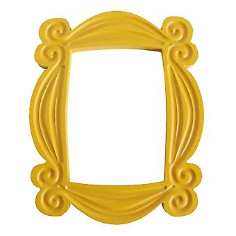 Tv Series Friends Handmade Door Wood Yellow Mon  Photo Frames Collectible Home
